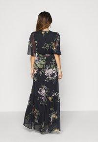 Hope & Ivy Petite - THE MARIANNE - Maxi dress - dark blue - 2