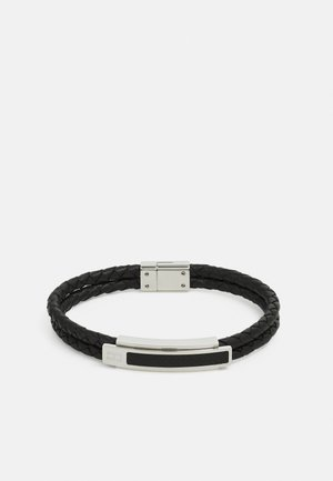 PIQUE - Bracelet - schwarz