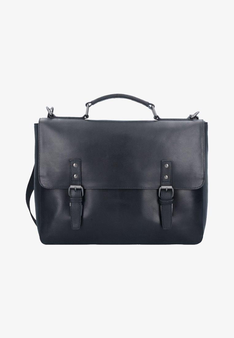 Leonhard Heyden - Briefcase - black