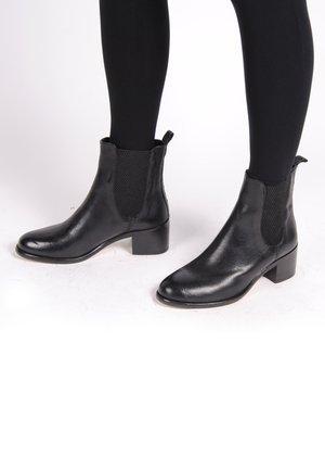 RAHEL - Støvletter - black