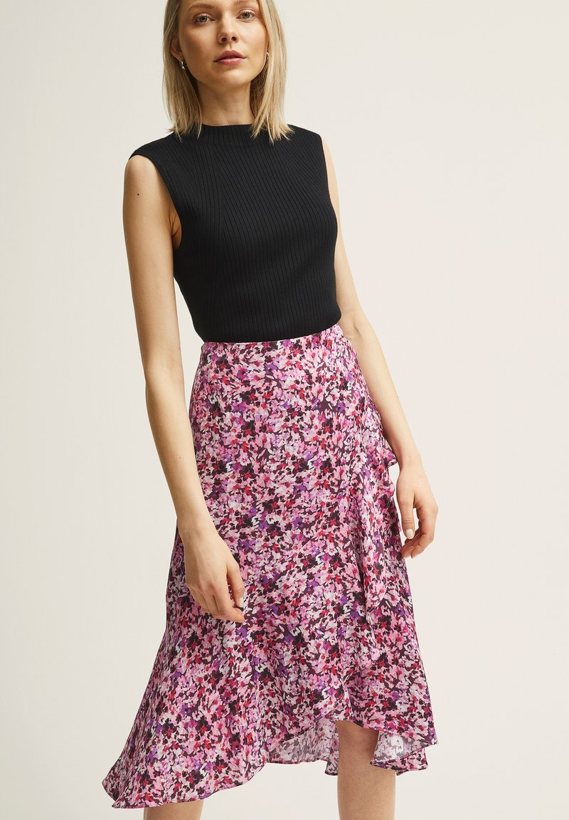 STOCKH LM - A-line skirt - printed