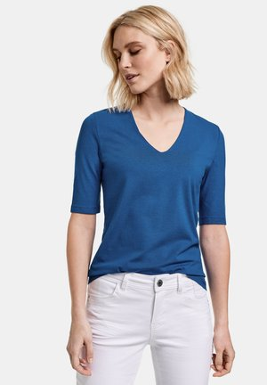 Basic T-shirt - blue lagoon