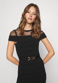 Morgan - RMOLIA - Jumper dress - noir - 3