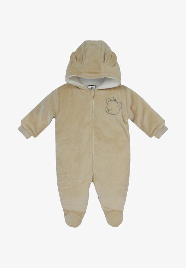 OVERALL - Sleep suit - beige