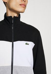 Lacoste - SET - Giacca sportiva - argent chine/blanc/noir - 7