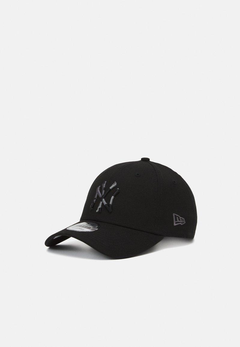 New Era - CAMO INFILL 9FORTY UNISEX - Caps - black