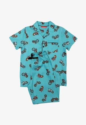 SET  - Pyjamas - motor print