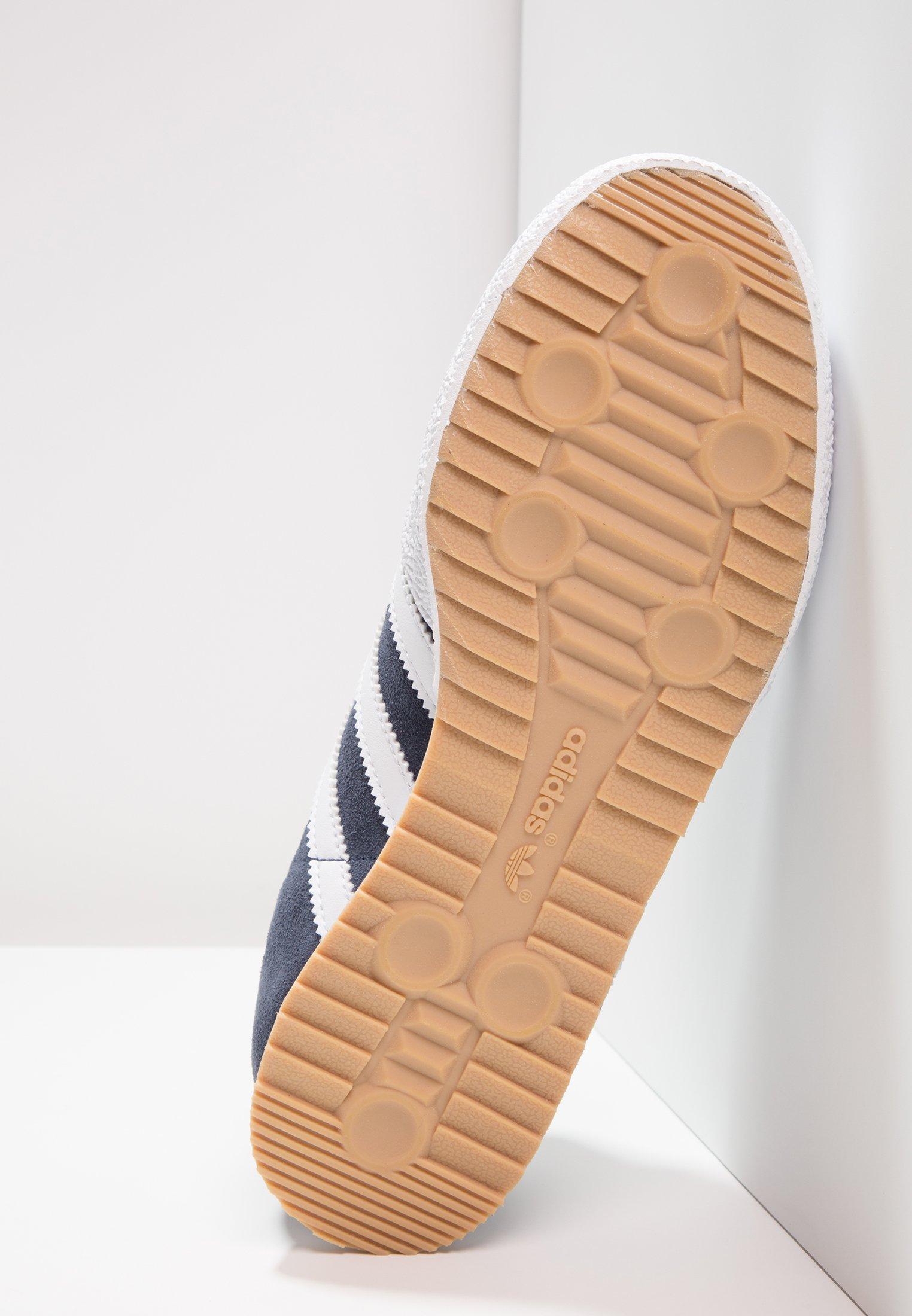 SAMBA SUPER SUEDE - Sneakers laag - marine/running white