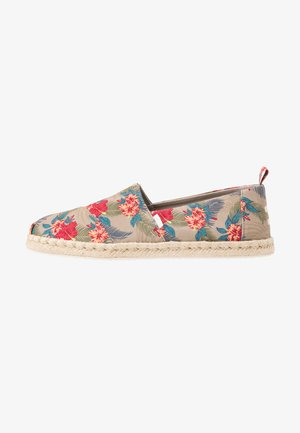 ALPARGATA TROPICAL - Espadryle - natural