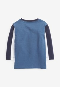 Next - 3 PACK COLOURBLOCK - Langærmede T-shirts - blue - 2