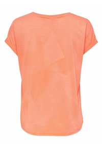 ONLY Play - ONPFAN  - Print T-shirt - neon orange - 1