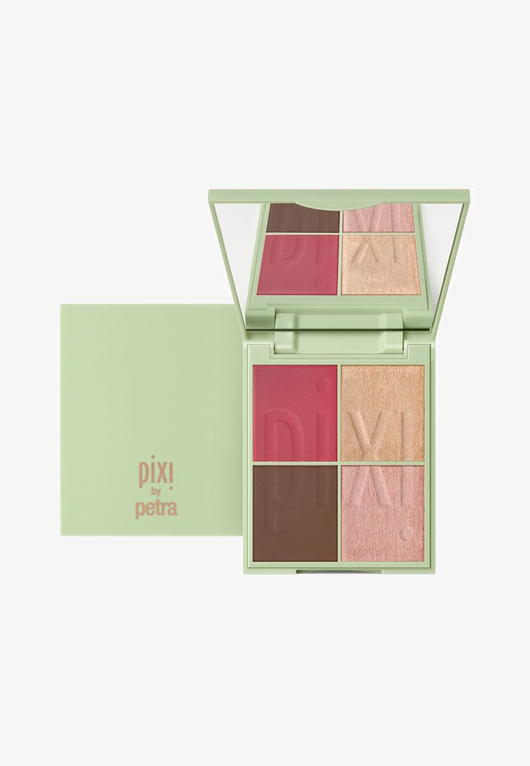 Pixi - NUANCE QUARTETTE BLUSH QUAD - Set de maquillage - honey nectar