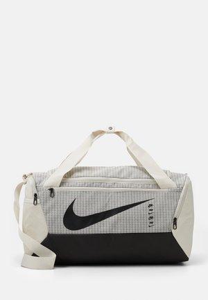 DUFF UNISEX - Sports bag - light orewood brown/black