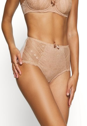 REMIX DEEP BRIEF - Braguitas - beige