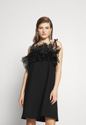 INCERTO - Sukienka koktajlowa - black