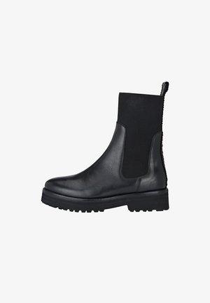 GOLDIE - Korte laarzen - schwarz
