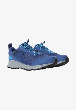 JR HEDGEHOG HIKER II WP - Hiking shoes - true navy/meridian blue