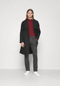 NN07 - MARCO - Trousers - black - 1