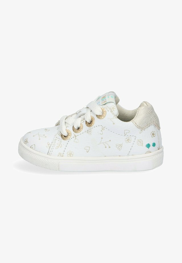 LUCIEN LOUW  - Trainers - white