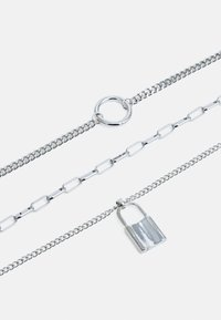 ONLY - ONLJILL NECKLACES 2 PACK - Necklace - silver-coloured - 2