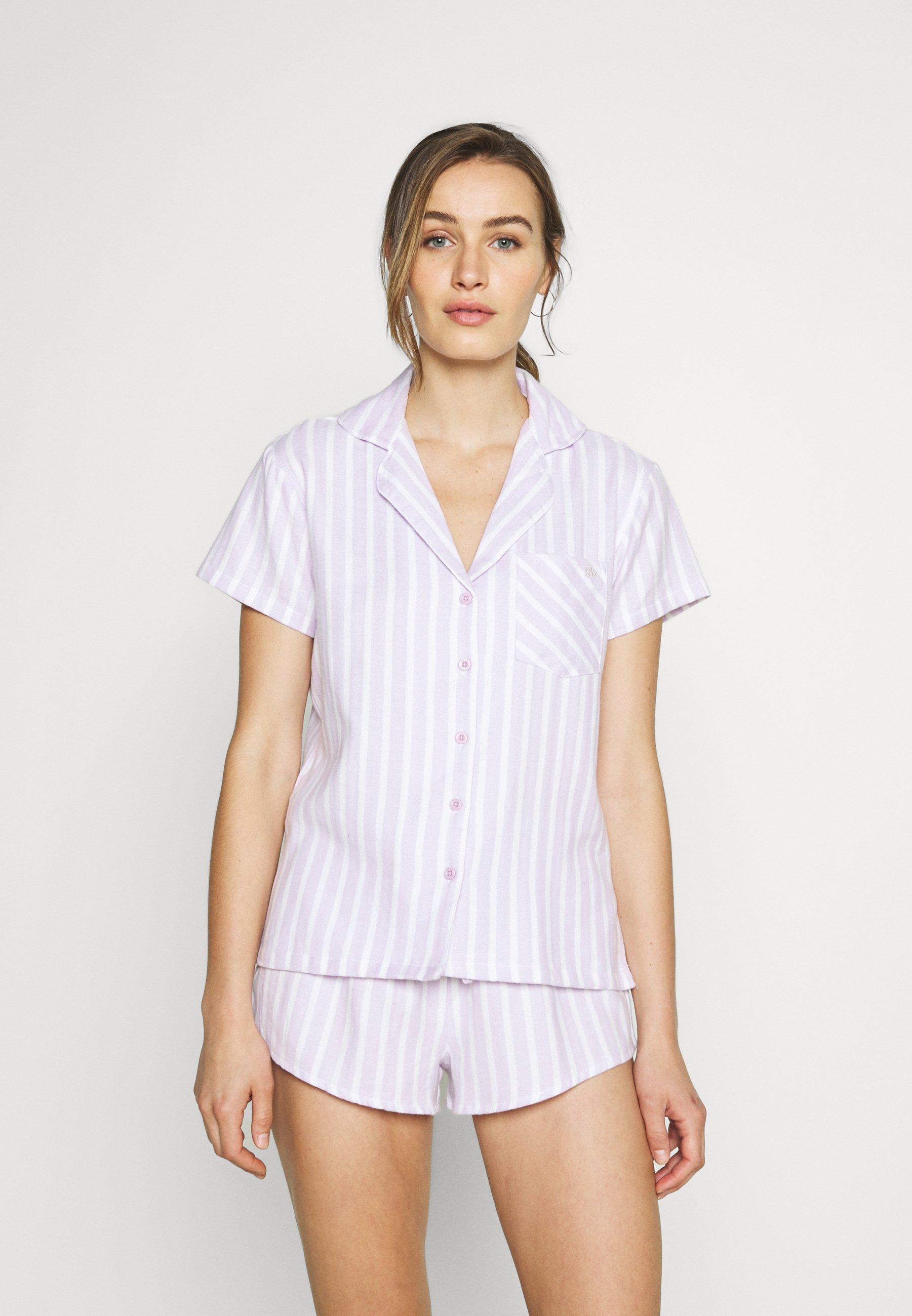 Damen STRIPE SHORTIE  - Pyjama