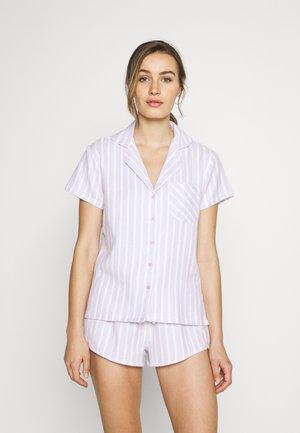 STRIPE SHORTIE  - Pyjamas - lilac