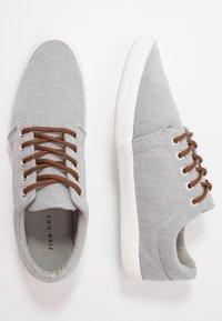 Pier One - UNISEX - Tenisky - light grey - 1