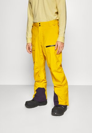 UTILTY - Snow pants - sulphur