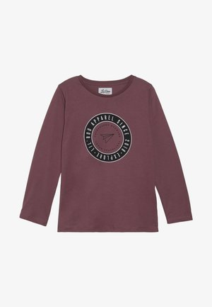 EXPLORE LONG SLEEVE - Top s dlouhým rukávem - renaissance rose