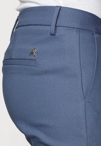 Mos Mosh - ABBEY PANT  - Trousers - indigo blue - 5