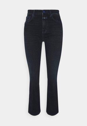 BAYLIN - Flared Jeans - blue/black