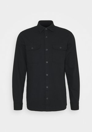 JOREDISON  OVERSHIRT  - Shirt - black