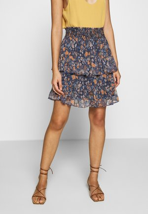 YASPEPITAS SKIRT - A-line skirt - navy blazer