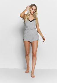 Pour Moi - SOFA LOVES SECRET SUPPORT PLAYSUIT - Pijama - grey marl - 1