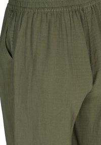 Zizzi - Trousers - green - 5