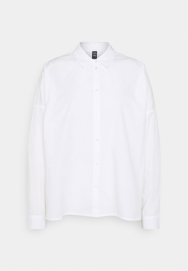 PCREMEY  - Blouse - bright white