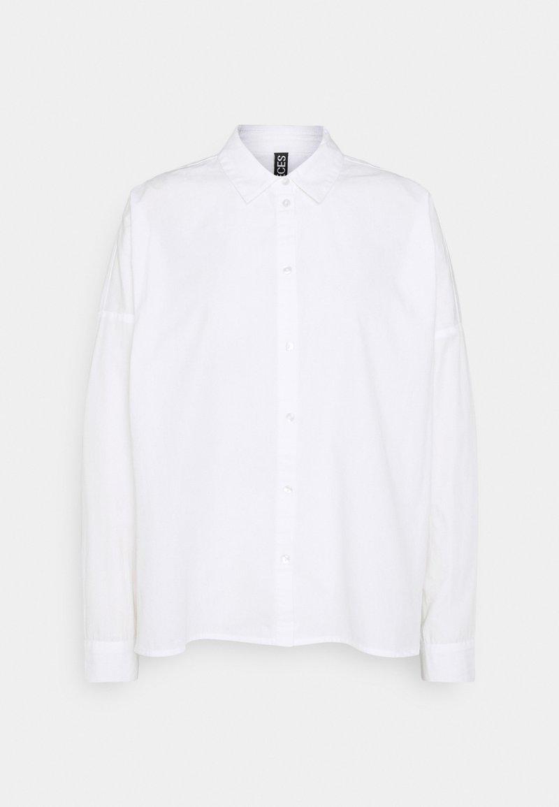 Pieces - PCREMEY  - Blouse - bright white
