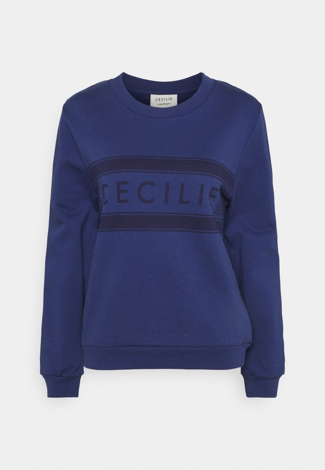 MANILA - Sweatshirt - twilight blue