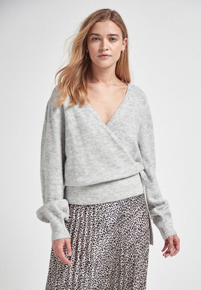 Next - Cardigan - grey