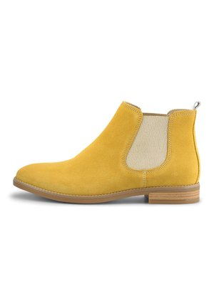 CHELSEA - Ankle boots - gelb