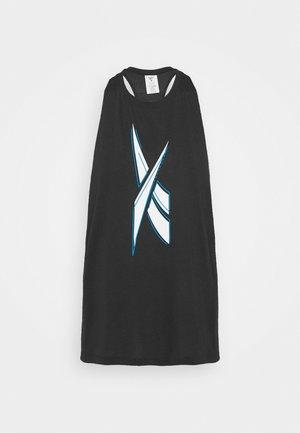 TANK - Koszulka sportowa - black
