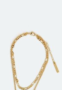 Uterqüe - Necklace - gold - 4