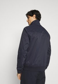 GANT - HAMPSHIRE JACKET - Summer jacket - evening blue - 2