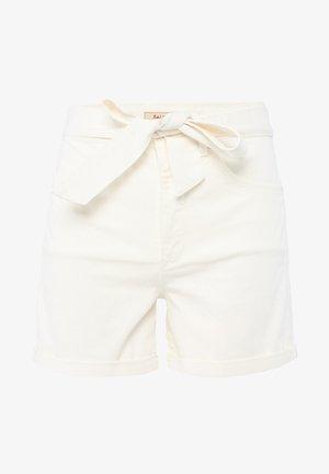 SECRET GLAMOUR PUSH IN - Denim shorts - perle_0071