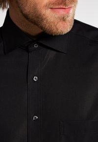Eterna - REGULAR FIT - Camicia elegante - schwarz - 2