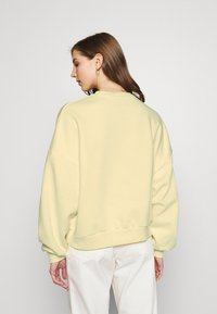 Nly by Nelly - PERFECT CHUNKY - Sweatshirt - yellow - 2
