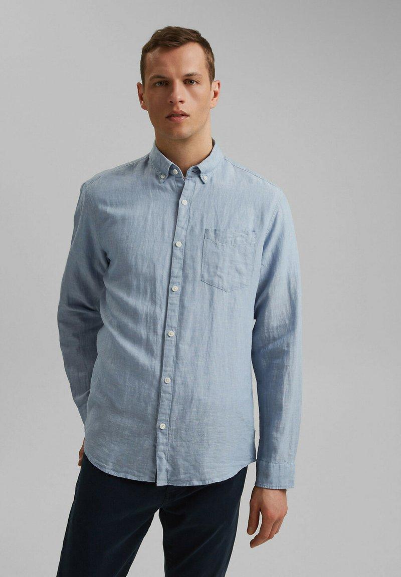 Esprit - Shirt - grey blue