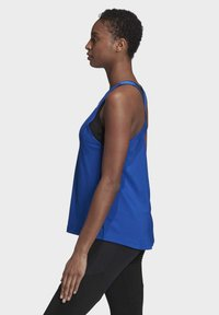 adidas Performance - DESIGNED TO MOVE ALLOVER PRINT TANK TOP - Top - blue - 3