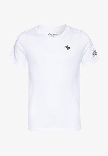 FLEX ITEM  - Camiseta estampada - white