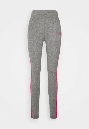 TANISHA TAPE LEGGING - Collants - grey